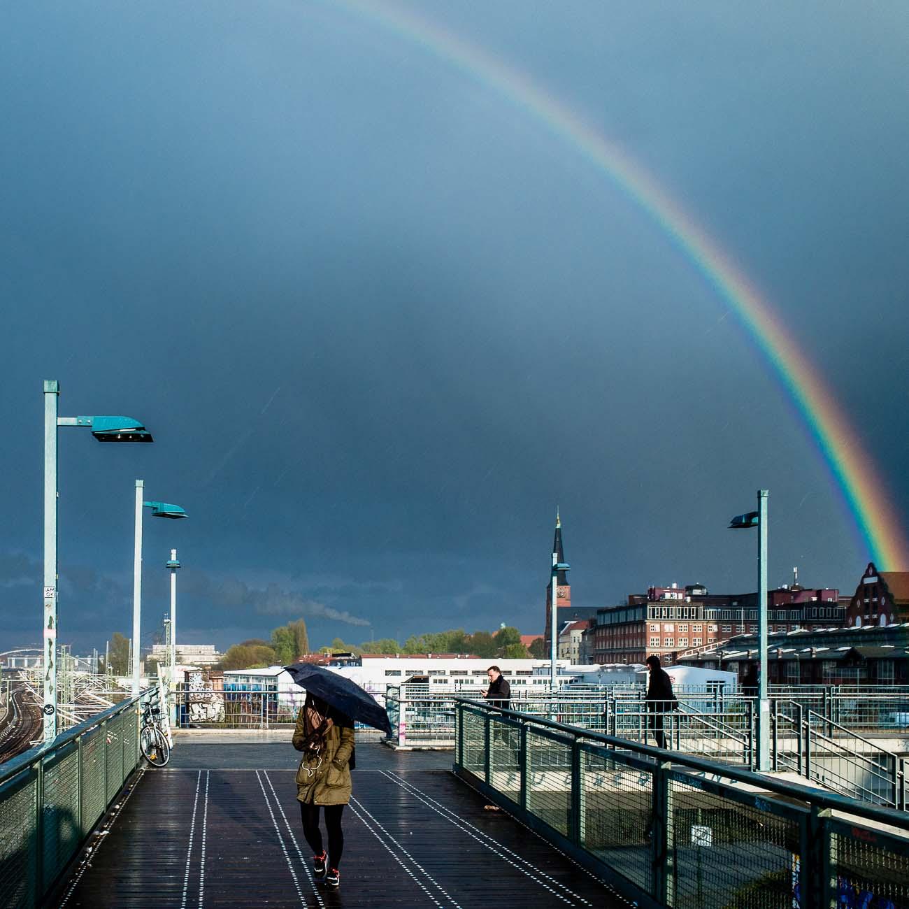Street Photography Berlin Rain Martin U Waltz