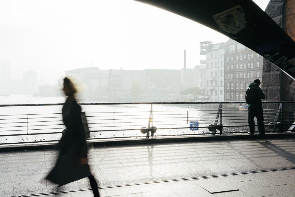 berlin blur street photography Martin U Waltz