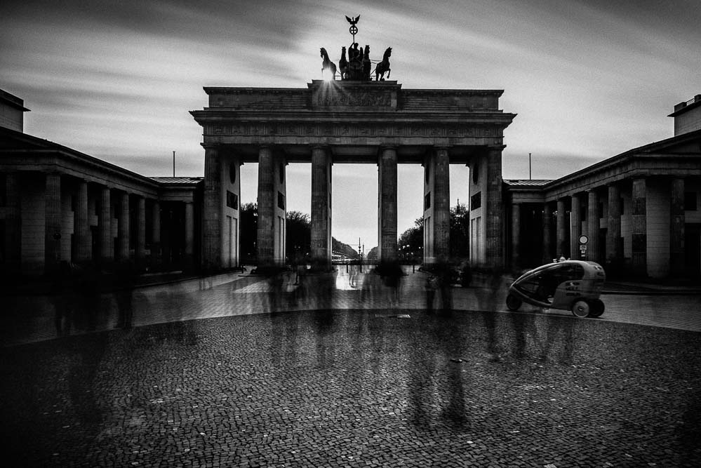 berlin photography brandenburg gate Martin U Waltz