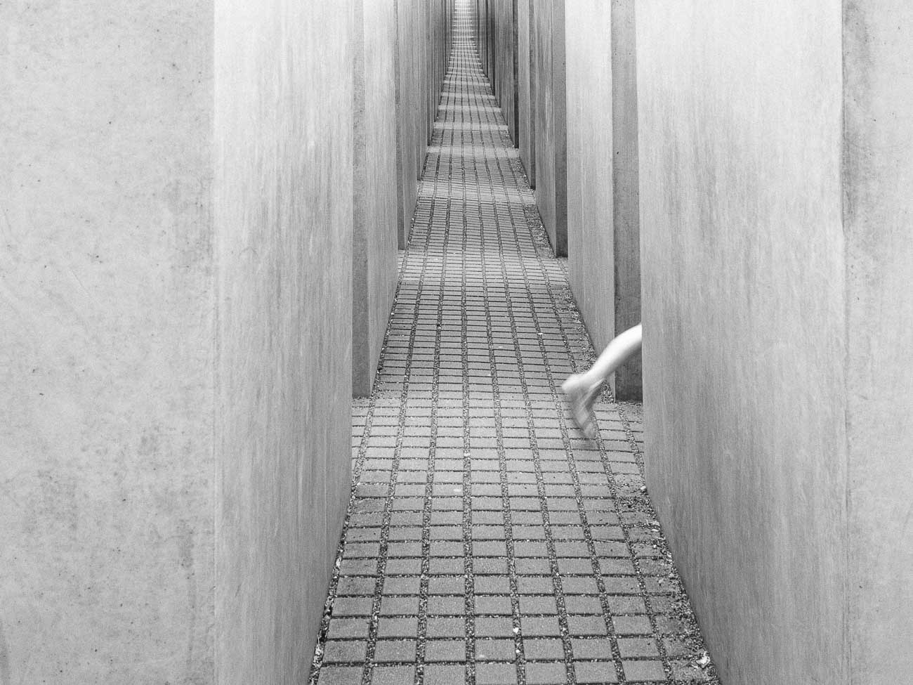 holocaust memorial berlin Martin U Waltz