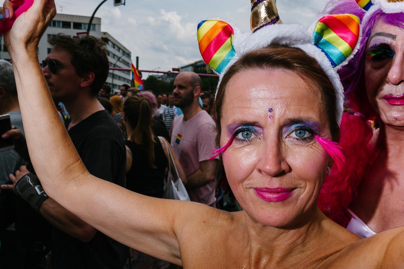 Pride Berlin 2017 by Martin U Waltz