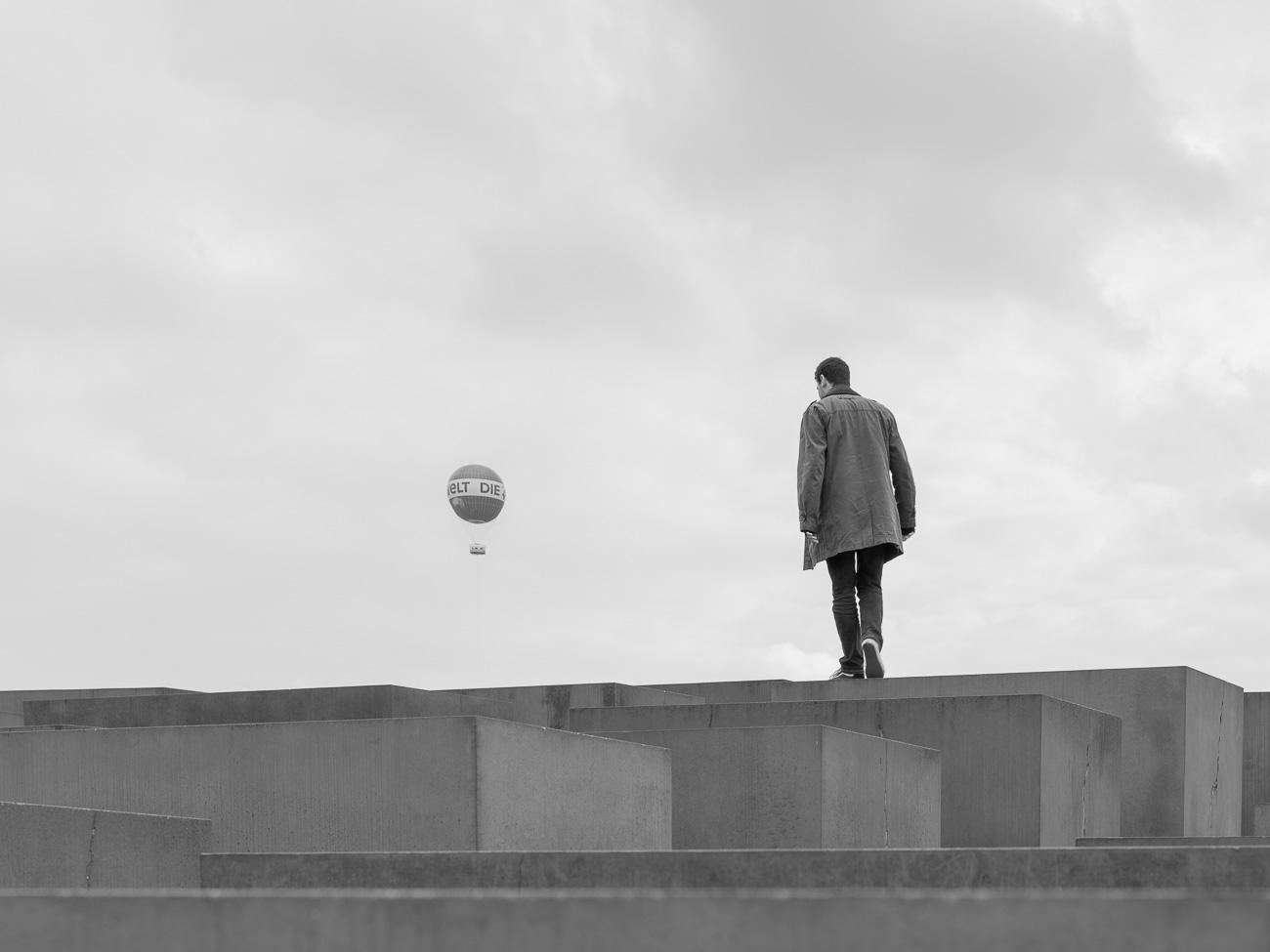 Berlin Foto Holocaust Mahnmal Martin U Waltz