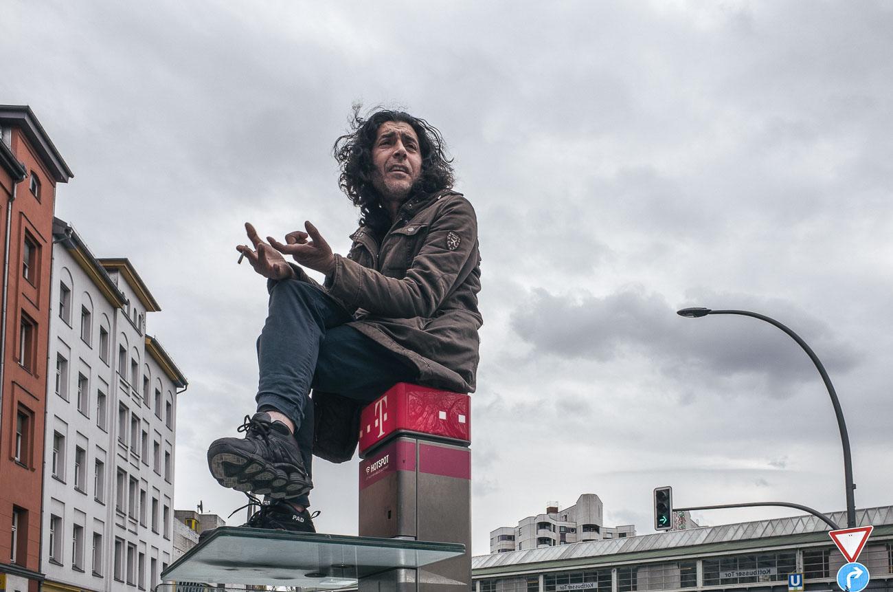 street  Photography kottbusser tor berlin Martin U Waltz
