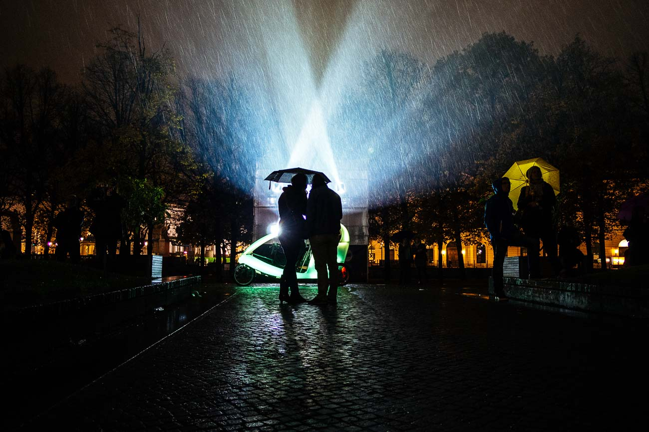 street photography rain Martin U Waltz