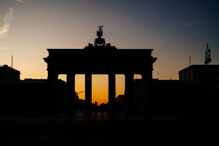 Brandenburger Tor Berlin Berlin Fotografie Martin U Waltz