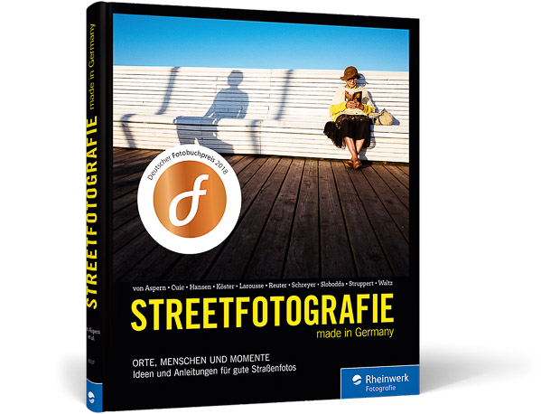 Martin U Waltz book Street Photography