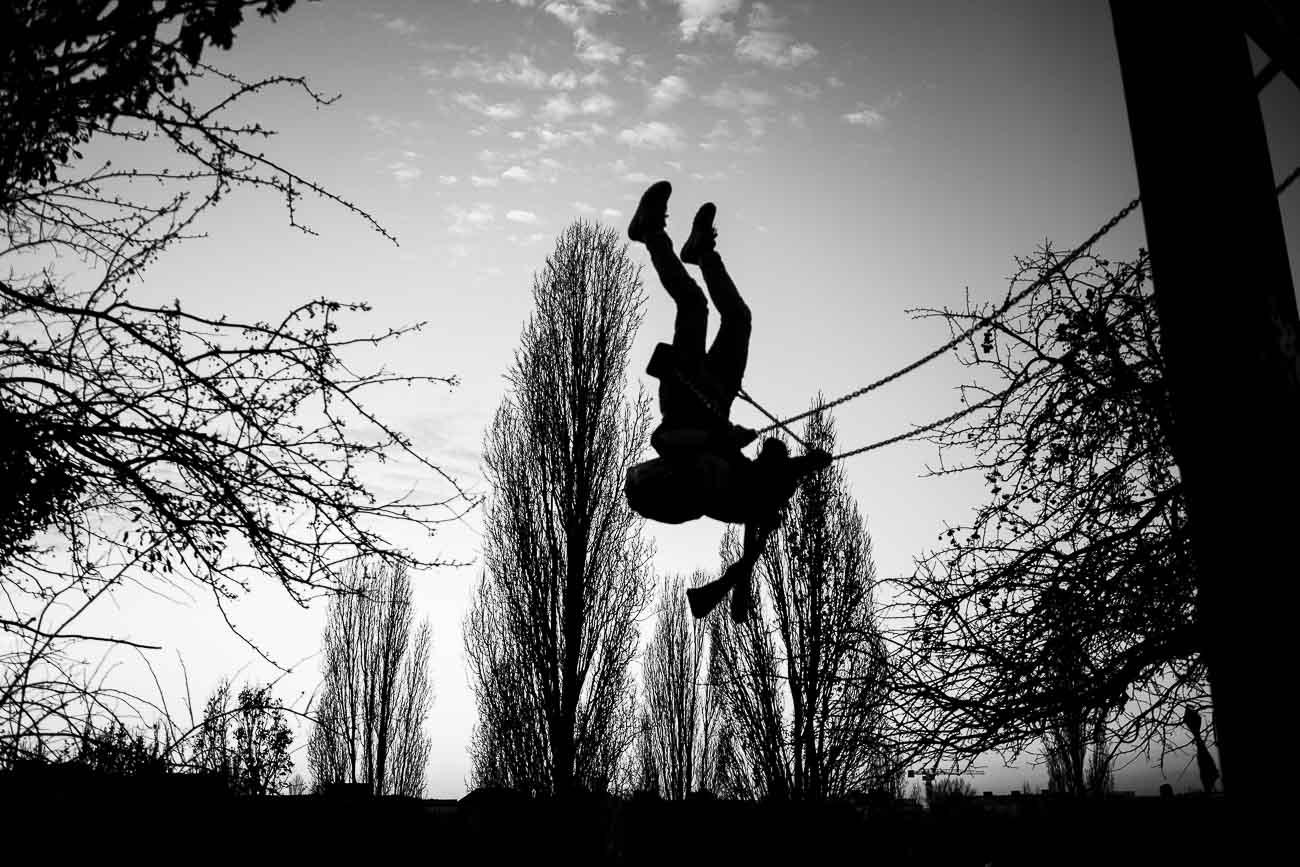 Berlin Photography Mauerpark swing Martin U Waltz