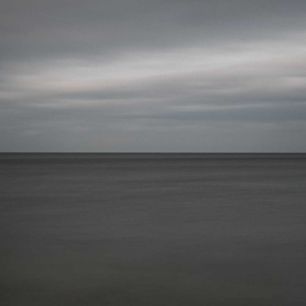 Seascapes 4 - the baltic sea by Martin U Waltz